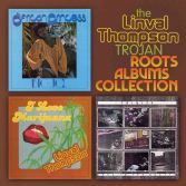 Linval Thompson - The Linval Thompson Trojan Roots Albums Collection (Doctor Bird) 2xCD